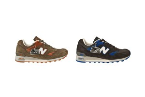 New Balance x Schuh Made In England 577's