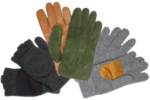 Oliver Spencer AW11 gloves