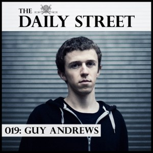 TDS Mix 019: Guy Andrews