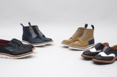 Tricker's for PRESENT AW11 Collection
