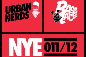 Urban Nerds x BassLaced NYE Warehouse Party