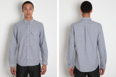 Woolrich Double Stripe Shirt