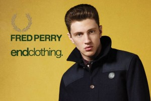 Fred Perry x End Clothing British Outdoors End of Season Party