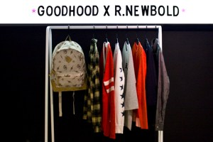 Goodhood x R. Newbold AW11 Collection (Detailed Look)