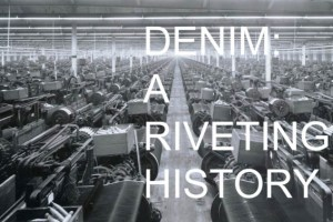 oki-ni's History of Denim, Care Guides & Glossary