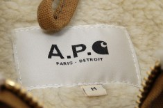A.P.C. x Carhartt Winter 2011 Collection