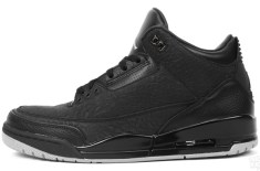 "Air Jordan III Retro ""Black Flip"""