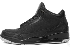 "Air Jordan III Retro ""Black Flip"""
