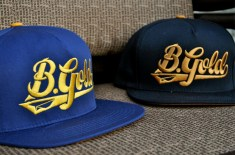 Benny Gold Holiday 2011 Headwear