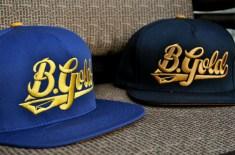 Benny Gold Holiday 2011 Headwear
