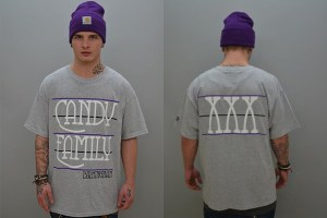 The Candy Store 'Candy Family' Tee