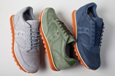 Commonwealth x Saucony Originals Jazz Low Pro 'Buckskin Pack'