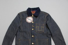 Eat Dust 673B Denim Jacket