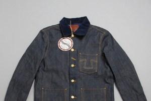 Eat Dust 673B Denim Jacket