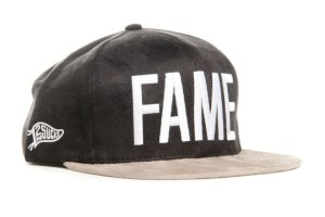Hall of Fame Suede Headwear