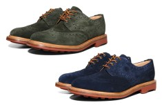 Mark McNairy New Amsterdam Ridgeway Sole Country Brogues