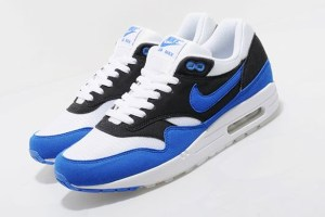 Nike Air Max 1 (White/Navy)