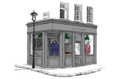 Oliver Spencer opens Soho store