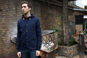 Penfield Fairfax cardigan