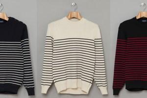 Saint James Binic II Sweater