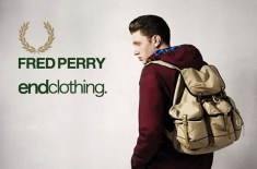 Fred Perry x End Clothing Giveaway Winner
