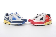 NIke Air Max Light Vintage QS (Blue & Red)