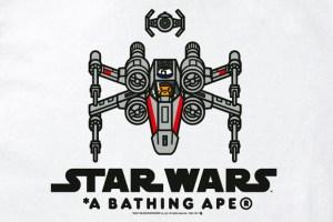A Bathing Ape x Star Wars 2012