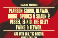 Crazylegs & Headrush: Pearson Sound, Blawan & More