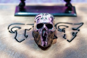 Jilted Royalty x The Great Frog Skull Rings