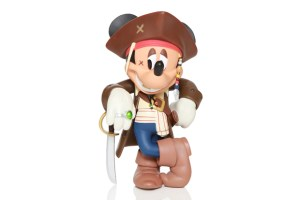 Medicom 'Jack Sparrow' Mickey Mouse