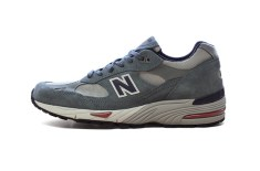 New Balance 991 Made In England (Grey/Navy)