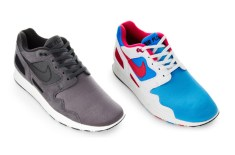 Nike Air Flow (Anthracite/Black & Photo Blue/Voltage Cherry)