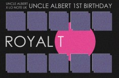 Uncle Albert x Lo Note UK at East Village