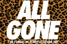 ALL GONE book launch (London)