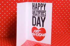 Fat Buddha Valentines Cards Lookbook