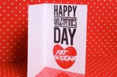 Fat Buddha Valentines Cards Lookbook