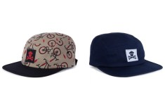 Johnny Cupcakes 5 Panel Caps