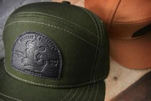 Ludwig Van x Quintin 'Scout Series' caps