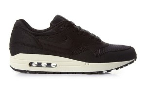 Nike Air Max 1 (Black/Sail)
