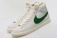 Nike Blazer High Vintage (White/Green)