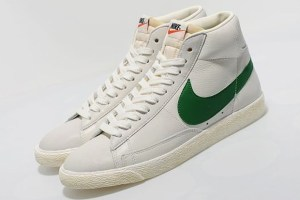 Nike Blazer High Vintage (White/Green)