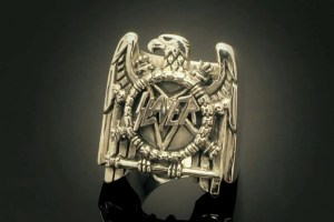 Slayer x The Great Frog Eagle Ring