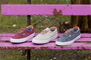 Vans Era 48 Suede Pack