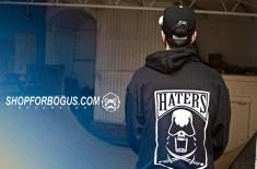 Bogus Clothing 'Haters' Hoodie
