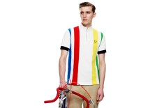 Fred Perry 'Cycling Blank Canvas' 2012