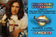 Odd Future Sweatshop London