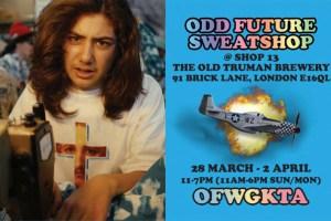 Odd Future Sweatshop London