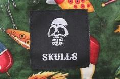 Skulls 5-Panel Caps