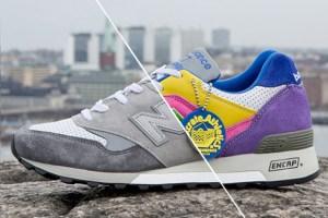 Sneakersnstuff x Milkcrate x New Balance 577