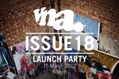 VNA Magazine Issue 18 Launch Party